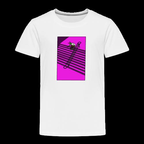 pink grind - Kinderen Premium T-shirt