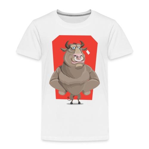 Starke Bulle - Kinder Premium T-Shirt