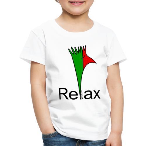 Galoloco - « Relax » - T-shirt Premium Enfant