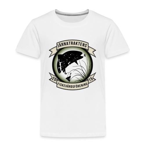 Järnatraktens Fiskevårdsförening - Premium-T-shirt barn