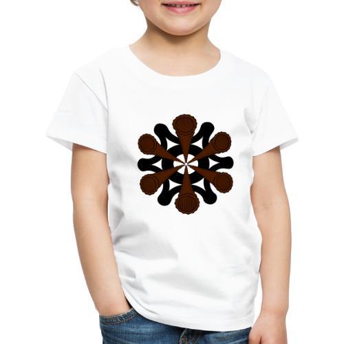 vortex - T-shirt Premium Enfant