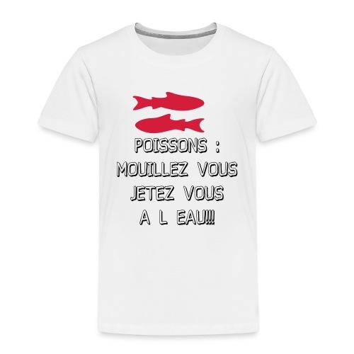 ASTRO POISSON - T-shirt Premium Enfant