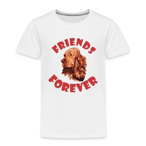 FRIENDS FOREVER - Maglietta Premium per bambini