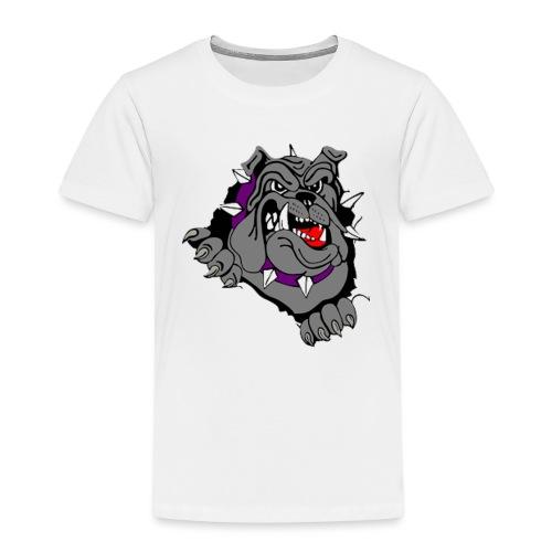 bulldog - Kinderen Premium T-shirt