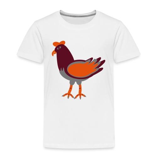 Cock.svg - Maglietta Premium per bambini