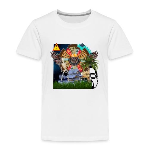 SECONDINDO - Maglietta Premium per bambini