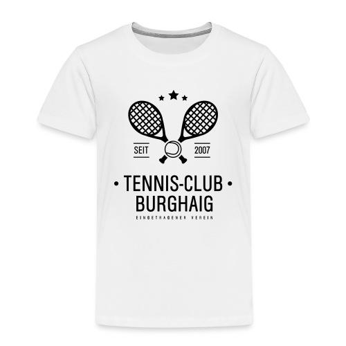 TCB-Logo_Bespannung+ - Kinder Premium T-Shirt