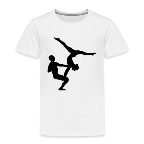 AcroYoga Counterbalance - Kinder Premium T-Shirt
