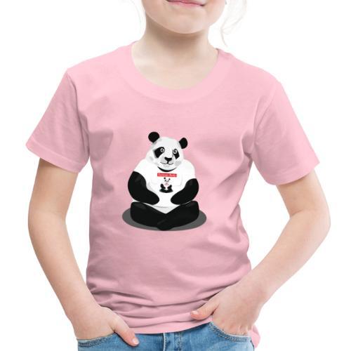 panda hd - T-shirt Premium Enfant