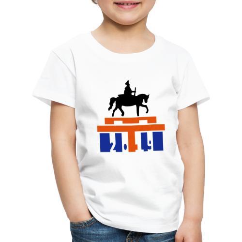logo koblenz 2019 def - Kinder Premium T-Shirt