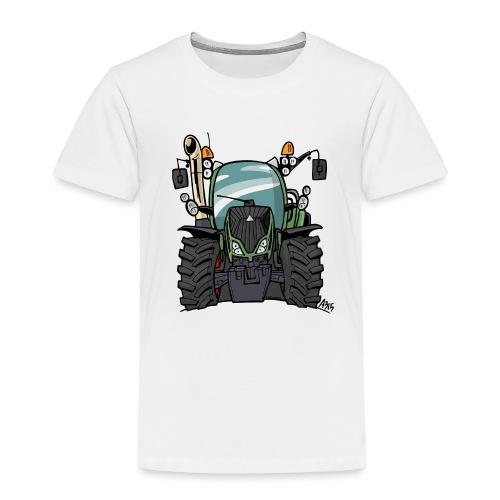 0195 F - Kinderen Premium T-shirt