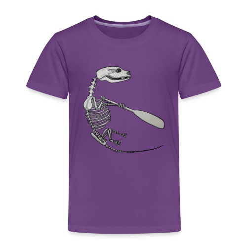 Skeleton Quentin - Kids' Premium T-Shirt