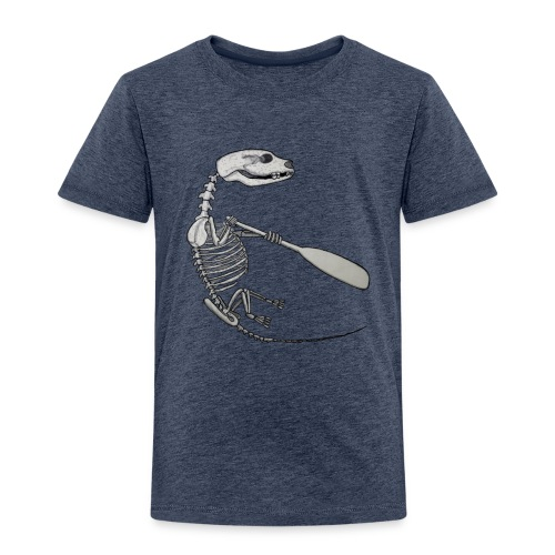 Skeleton Quentin - Kids' Premium T-Shirt