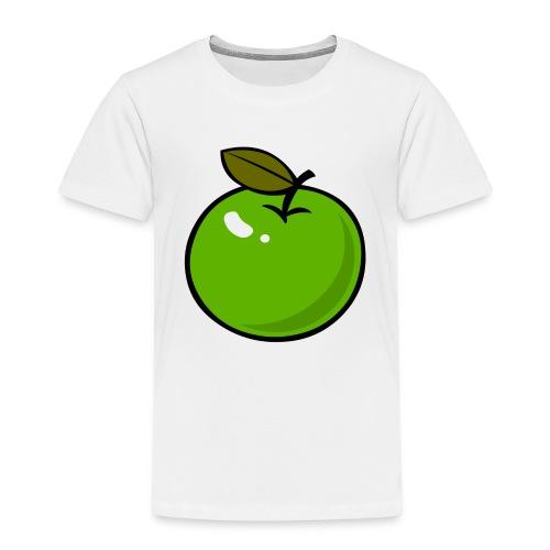 appel_d - Kinderen Premium T-shirt