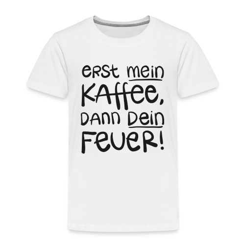 Tassentext - Kinder Premium T-Shirt