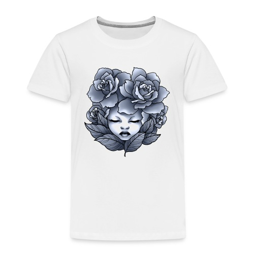 Flower Head - T-shirt Premium Enfant