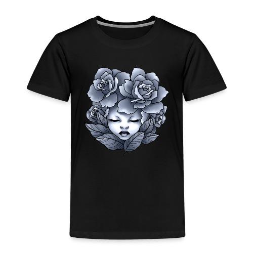 Flower Head - T-shirt Premium Enfant