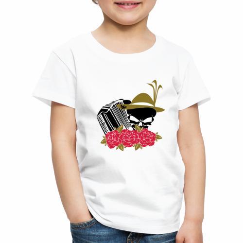 Rock Harmonika - Kinder Premium T-Shirt