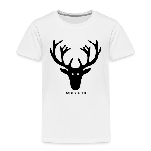 DADDY DEER - Kids' Premium T-Shirt