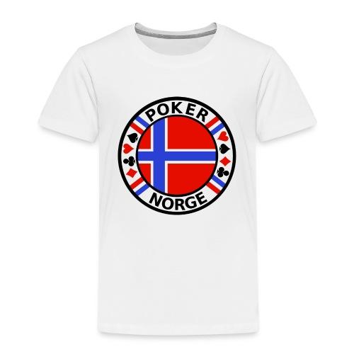 PoKeR NoRGe - Kids' Premium T-Shirt