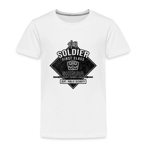 Soldier: First Class - Kids' Premium T-Shirt