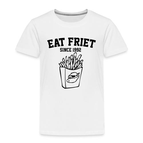 Eat Friet - Kinderen Premium T-shirt