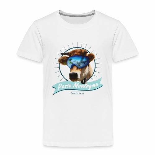 La vache masquée - T-shirt Premium Enfant