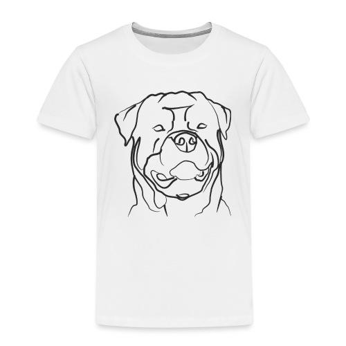 Rottweiler Original - Kinder Premium T-Shirt