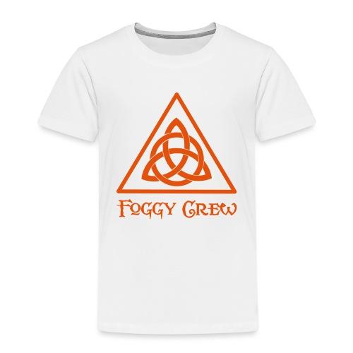 Foggy Longsleeve 2 - Kinder Premium T-Shirt