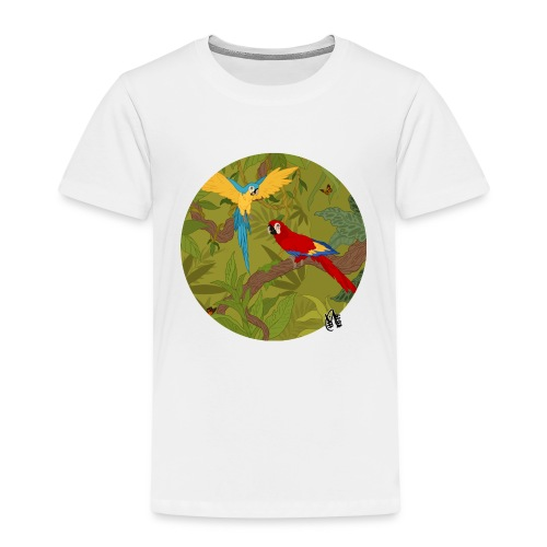 Jungle Time - T-shirt Premium Enfant