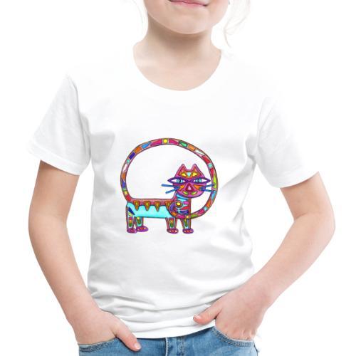 Fiboniccat - T-shirt Premium Enfant