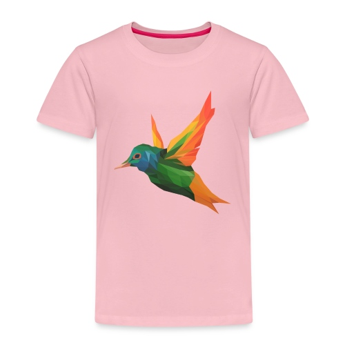 EXOTIC BIRD - MINIMALIST - T-shirt Premium Enfant