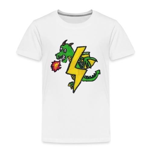 draak - Kinderen Premium T-shirt