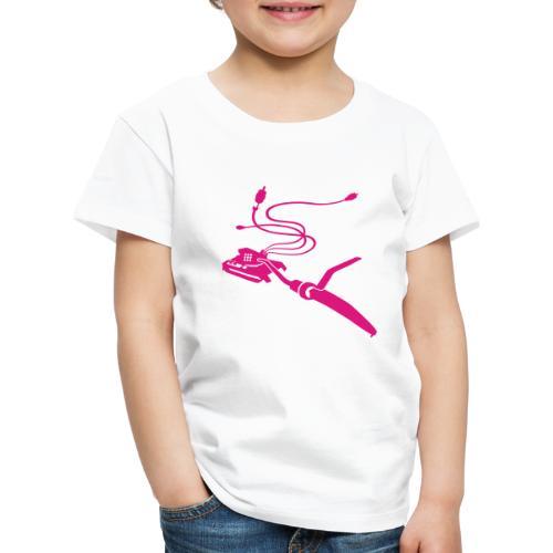 Vinyl-TankAssault - Kinder Premium T-Shirt