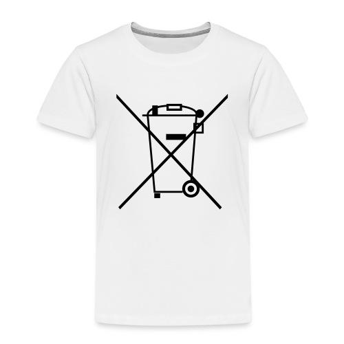Separate Collection - Kinderen Premium T-shirt