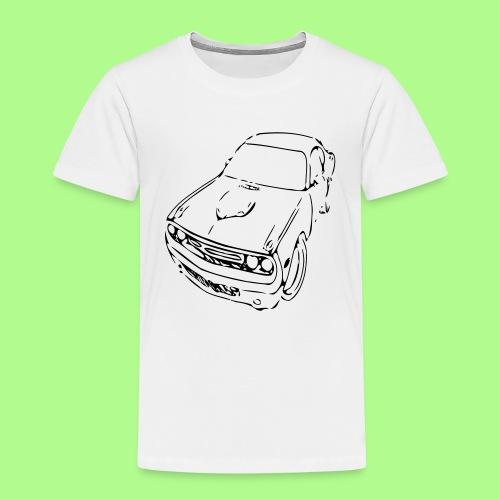 muscle car T-shirt - Kids' Premium T-Shirt