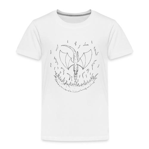 Dragon d'amour - T-shirt Premium Enfant