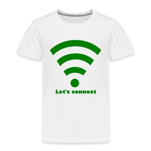 Connected Isle - Kids' Premium T-Shirt