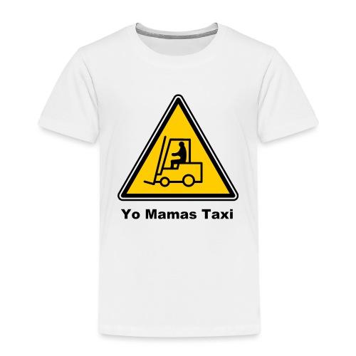 Mamas Isle Taxi - Kids' Premium T-Shirt
