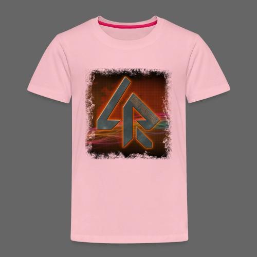 LPR Gaming BG Splash (Women) - Kids' Premium T-Shirt