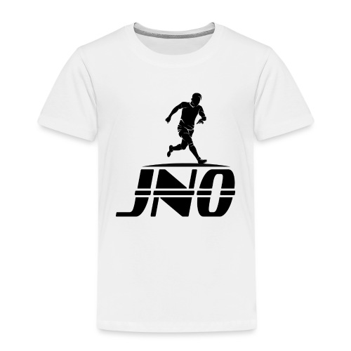 JNO Logo Black - Kids' Premium T-Shirt