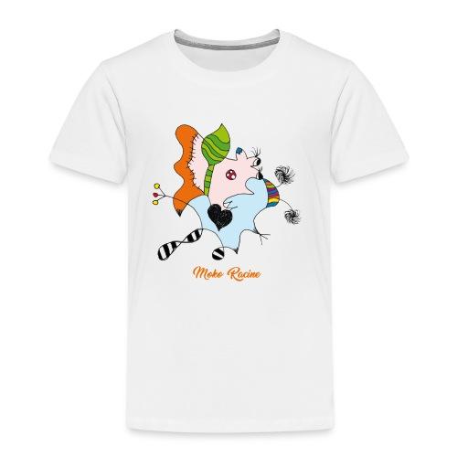 Moko Racine - T-shirt Premium Enfant