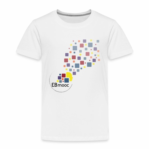 EBmooc T Shirt neutral - Kinder Premium T-Shirt