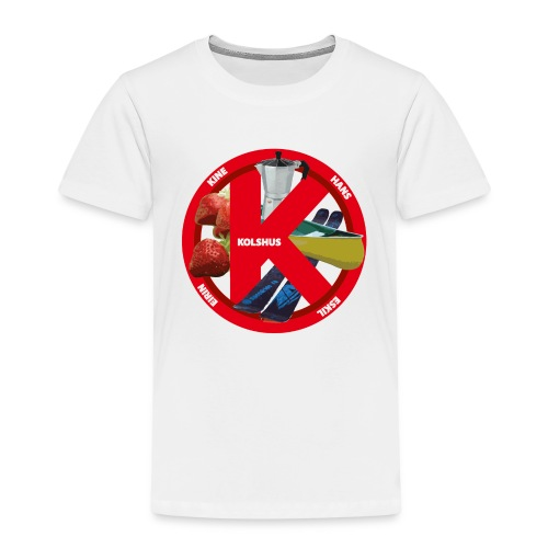 logoforeskil - Kids' Premium T-Shirt