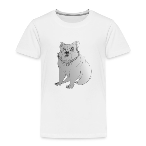 BRITISH BULLDOG CHARITY (NON PROFIT) - Kids' Premium T-Shirt