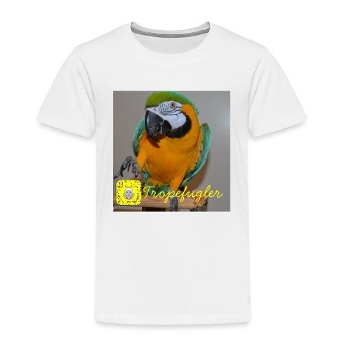 Zoey - Premium T-skjorte for barn