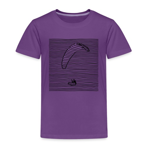 Paraglider - Kinder Premium T-Shirt