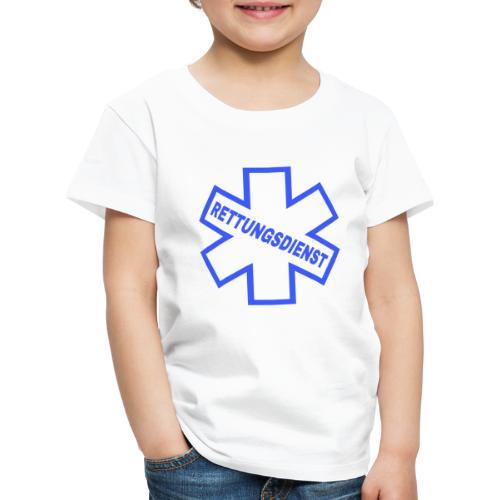 Rettungsdienst - Kinder Premium T-Shirt