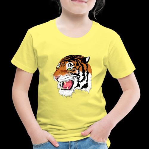 Sumatra Tiger - Kinder Premium T-Shirt