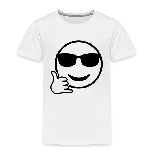 Shaka Emoji - Kinder Premium T-Shirt
